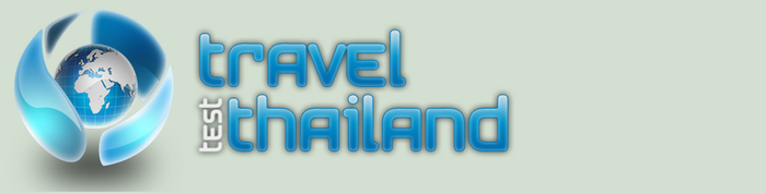 Travel Test Thailand Logo by 4rg0n