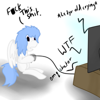 Typical day on CoD by TheBronyCorner