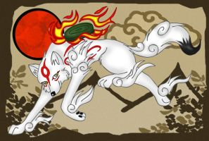 Okami by sthephanymel