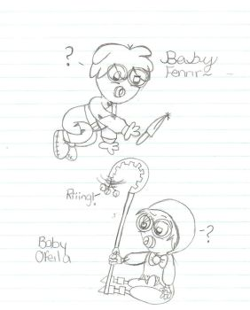 Stitchy Babies Part 2 by LiftyShiftyLover