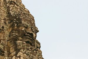 Bayon IV by spacedoutkat