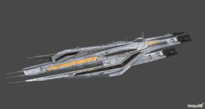 Cerberus Cruiser by nach77
