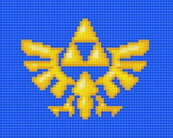 Hyrule Tiled by drsparc