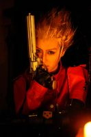 Trigun Vash by 0hagaren0