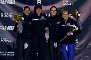 USA Ladies Top 4 500m Olympic Team Nominations by 1pen