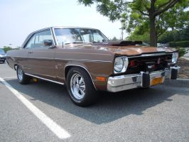 1974 Plymouth Scamp Hurst Equipped GT III by Brooklyn47