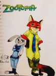Zootopia by Victoria-Creed