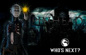 Pinhead MKX by lagrie