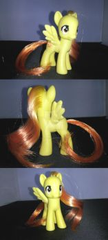 My Little Pony Custom FOR SALE: Spitfire by Rayne-Is-Butts