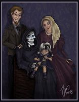 Family portrait by yenefer