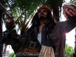 Proud to be a Pirate by Archercalloway