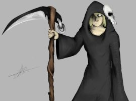 The Reaper by ShikiCreations
