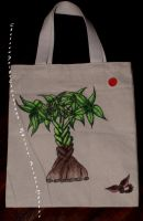 For Sale: Praying Mantis Bag by SmilinPirateTattoo