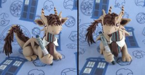 Dragon Who - The 10th Doctor by Zaera