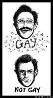 Colbert's Guide to Gay by LoveTHYconan