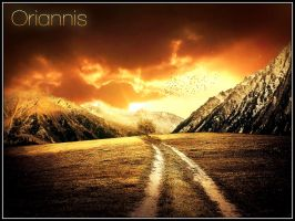 Angles Pass by Oriannis