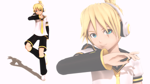z7def Len Kagamine act.1.00 by nerudrum