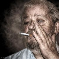 The Old Father by chilouX