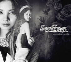 Seohyun Your Still A Baby For Us by ShinMing