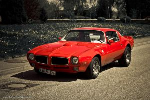 1976 Pontiac by AmericanMuscle
