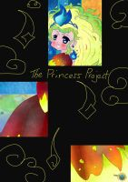 Flare ThePrincessProject Contest Entry by shatishamararie