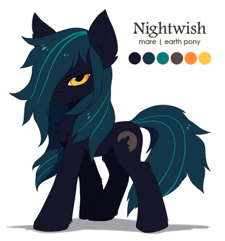 Nightwish by hioshiru-alter