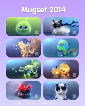 Mugset 2014 by Apofiss