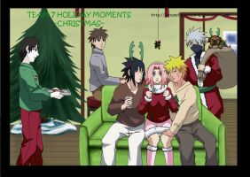 Team7 HolidayMoments Christmas by BotanofSpiritWorld