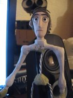 Puppet for Stopmotion by SuperGhostDuck01