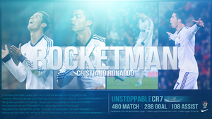 Ronaldo Wallpaper by destroyer53