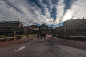 Zwinger by Chrysomela