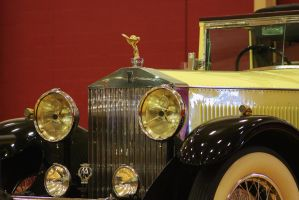 '32 Rolls Royce Phantom II Town car by finhead4ever