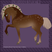 Nordanner import 98 - silmes gift by BaliroAdmin