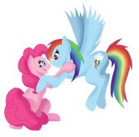 My Little OTP - RainbowPie by NastyLittleCuss