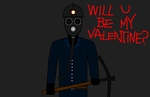 Will U Be My Valentine? by Soldier1166