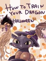 HTTYDHalloween by starsalad