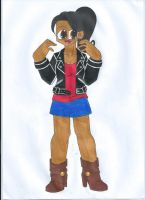 Jenny Brownstone - Casual Wear by animequeen20012003