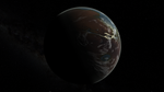 Yet Another Version of Terraformed Mars by fmilluminati