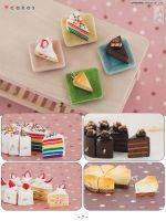 Gneeworks Clay Catalog: Cakes by junosama