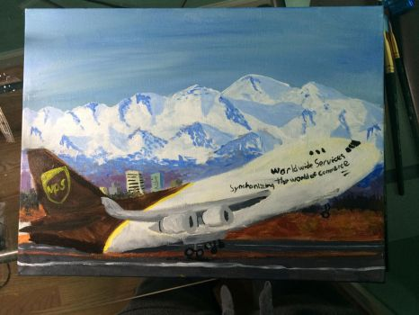UPS 747 by ItalysCurl11