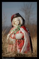 Mrs. Clause by Dominick-AR