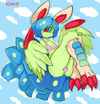 Awesome 2012 Xingo by Slugbox