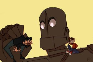 Iron Giant by jbsdesigns