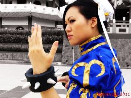 Chun Li Pose 5 by BlOoDrIpZ