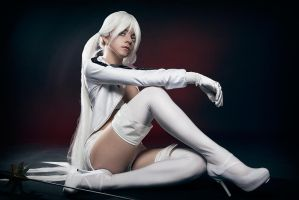 White Rock Shooter Cosplay 4 by andrewhitc