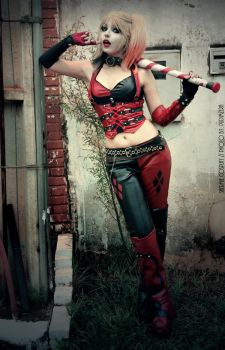 Oh, my! Where's my bazooka? by Shermie-Cosplay