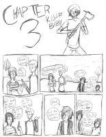 Thirty Fifth Page. by MuteBluie
