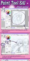Paint tool SAI tutorial by Autumn-Sacura