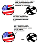 Southern Nationalism by OddGarfield