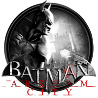 Batman Arkham City Icon by OutlawNinja
